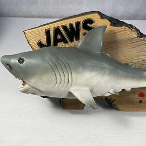 Vtg Gemmy JAWS Big Mouth Billy Bass Mack the Knife Singing Shark Tested Working