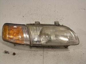 95 96 97 98 HONDA ODYSSEY ISUZU OASIS PASSENGER RIGHT HEADLIGHT LAMP LENS #10181
