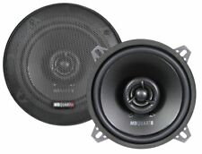 "MB QUART QX130 13cm 5.25"" Co Axial Car Audio Speakers High Quality Power"