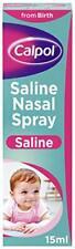 Calpol Saline Nasal Spray, 15ml