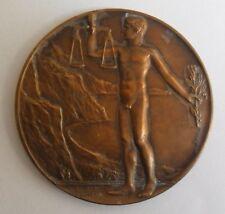 Bronzen medaille GEVAERT Wedstrijd 1912
