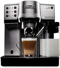 DeLonghi EC860 Automatic Espresso / Cappuccino Machine - Silver New!