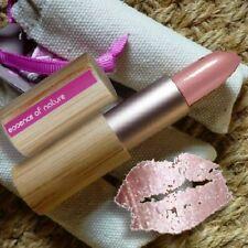 Zao MAKE-UP Pearly Lipstick 401 chiarore Rossetto Naturkosmetik bio bambusbox