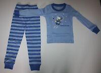 NEW Gymboree Blasting off to Bed 2 Piece Pajamas Gymmies PJs Size 3 4 5 6 7 12