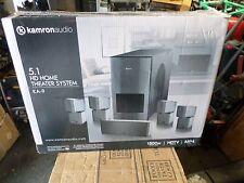 Kamron Audio KA-9 5.1 HD/ Home Theater Surround Sound System