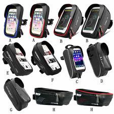 Handyhalterung Fahrrad Rahmentasche Wasserdicht Smartphone Tasche Touch Screen