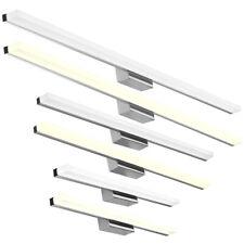 Modern LED Bathroom Vanity Light Front Mirror Makeup Toilet Wall Lamp Fixture