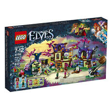 LEGO Magic Rescue from the Goblin Village Elves Set 41185