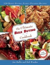 ULTIMATE BULK BUYING COOKBOOK New RECIPES Meat SHOP Food COSTCO Sams BUY Seafood