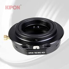 Kipon Tilt and Shift Adapter for M42 Screw Mount Lens to Sony E Mount Camera NEX