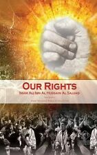 NEW Our Rights by Imam Ali Ibn Al Hussain Al Sajjad Paperback Book (Urdu) Free S