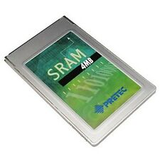 Pretec PCMCI SRAM Industrial Memory Card Attribute 4MB Pn: SRAM4MB