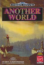 ## SEGA Mega Drive - Another World / MD Spiel ##