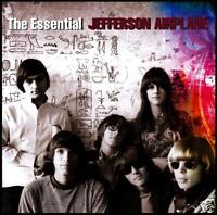 JEFFERSON AIRPLANE (2 CD) THE ESSENTIAL D/Remaster CD ~ 60's / 70's *NEW*