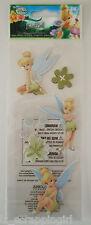Disney Fairies ~TINKERBELL~ Dimensional Stickers JOLEE'S EK SUCCESS; Tinker Bell