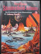 PERRY RHODAN, SAMMELBILD - ALBUM, COVER  A, 2. Edition, NEU mit allen Bildern