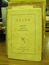 Poesie - Heine - Treves (F26)