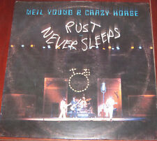 "Neil Young & Crazy Horse Lp "" RUST NEVER SLEEPS "" Reprise 1979"