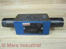 Rexroth Bosch R900476838 Valve Z2FS 6-5-44/2QV - New No Box