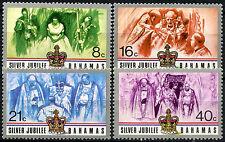 Bahamas 1977 Silver Jubilee MNH Set #R286