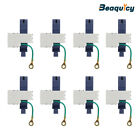 8318084 Washer Machine Lid Switch Kit For Whirlpool & Roper by Beaquicy (9 pack) photo