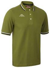 Kappa Mens Maltax Pure Pique Cotton Sports Casual Polo Shirt Golf Top Summer Tee