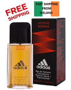 Adidas Active Bodies 100ml CONCENTRATE Black Original Men