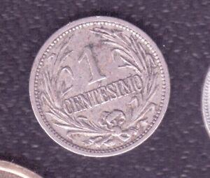 URUGUAY 1 CENTESIMOS 1901