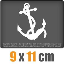 Anker 9 x 11 cm JDM Decal Sticker Aufkleber Racing Die Cut