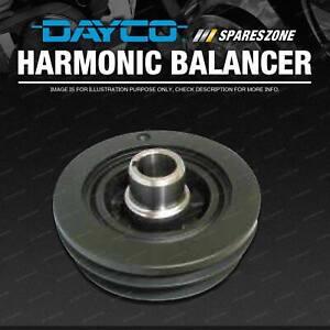 Powerbond Harmonic Balancer for Toyota Landcruiser FJ45R FJ62R FJ70R
