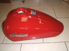 Fuel Tank, Colour Indian Red, fits All Models of Indian Scout