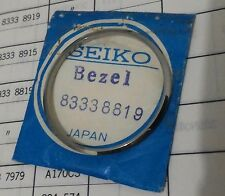 Genuine NOS Bezel f/ King/Grand Seiko GS KS Vanac 5626-7020/5646-7140 - SEE LIST