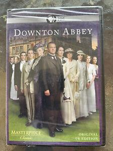 Unopened-Masterpiece: Downton Abbey - Season 1 (DVD, 2011, 3-Disc Set)