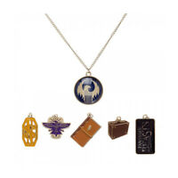 Fantastic Beasts and Where to Find Them Multi Charm Pendant Necklace