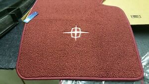 1961 - 1969 Lincoln Continental and MK III Lincoln Floor Carpet Mats