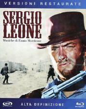 Sergio Leone Collection 3-BluRay