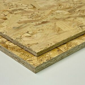OSB3 Sterling Board Various Sizes - Select your size and quantity in the listing