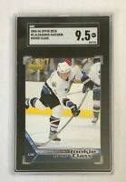 2005 Upper Deck Rookie Class Alexander Ovechkin RC SGC 9.5, card #2 Capitals