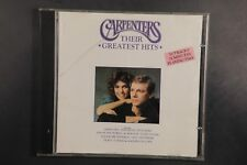 Carpenters ‎– Their Greatest Hits (C402)