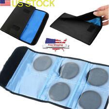 Portable 6Pockets Camera Filter Lens UV CPL ND Bag Case Cover Pouch Organizer