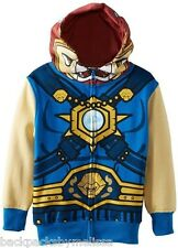 LEGO Legends Of Chima Boy's size 18/20 Hoodie Jacket Mask NeW Great for COSTUME