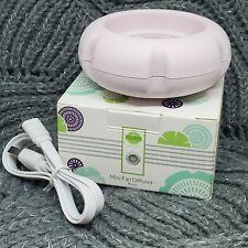 New Scentsy Mini Fan Diffuser Air Freshener USB Pink Blush Color
