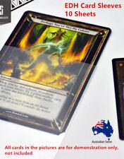 TimeWalker EDH Card Game Sleeves - 10 Sheets - Magic MTG