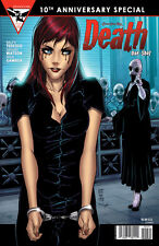 Grimm Fairy Tales Year 10 Death One Shot 1 Cover D