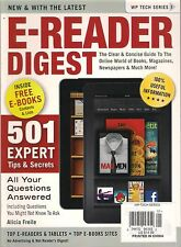 E-READER DIGEST All Your Questions Answered 501 Tips Guide Free E-Books Contacts