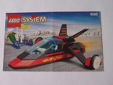 LEGO® Bauanleitung / Instruction Nr. 6580