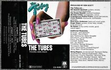 The Tubes-Young and Rich ( 1976, A&M Cassette) World Tour, Don't Touch Me There!