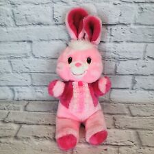 "Vintage? 21"" 2-Tone Pink Bunny Rabbit Plush Stuffed Animal Easter Happy"
