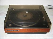 Vintage Bang & Olufsen B&O Beogram 1000 Turntable Record Player Deck