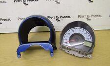 TOYOTA AYGO SPEEDOMETER INSTRUMENT CLUSTER CLOCK SURROUND 83800-0H072